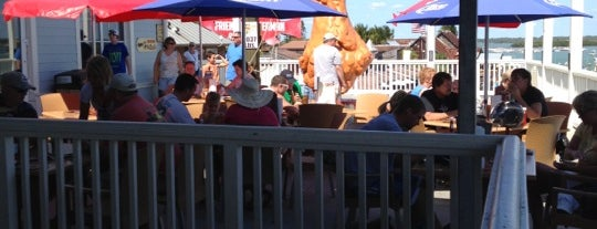 Hooters is one of St Pete Beaches Feed Your Face Guide.