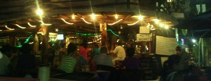 Fah Restaurant Bar is one of Playa del Carmen.
