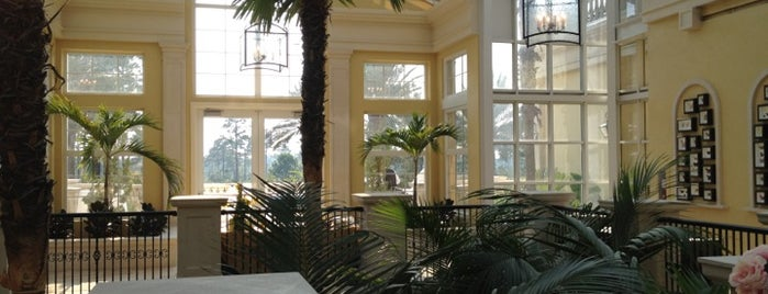 The Conservatory Course at Hammock Beach Resort is one of Golf.
