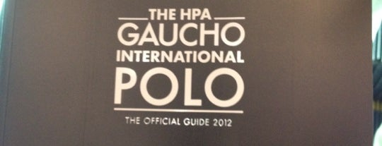 Gaucho is one of Argentines in the UK.