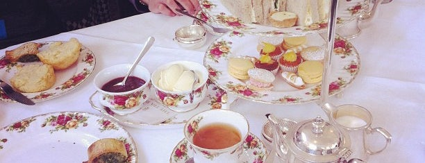The Tea Room is one of Sydney Favorites.