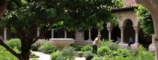 The Cloisters is one of Manhattan Faves.