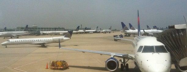 ท่าอากาศยานนานาชาติโอแฮร์ (ORD) is one of AIRPORT.