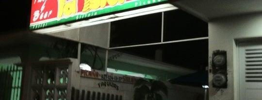 La Isla Tacos & Beer is one of สถานที่ที่บันทึกไว้ของ Armando.