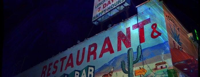 Santa Fe Grill & Bar is one of Lugares favoritos de Orion.