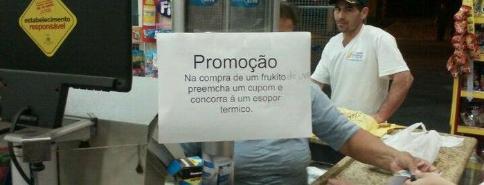 Supermercado Frare is one of Ticket Restaurante.
