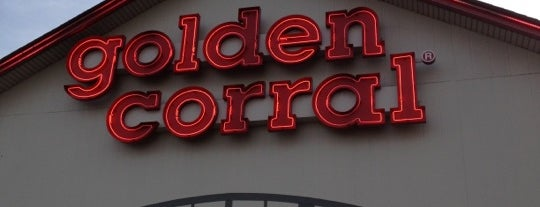 Golden Corral is one of BEST PLACES TO GET PIZZA IN PITTSBURGH!.