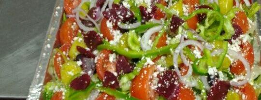 Hungry Greek is one of Gespeicherte Orte von Asma.