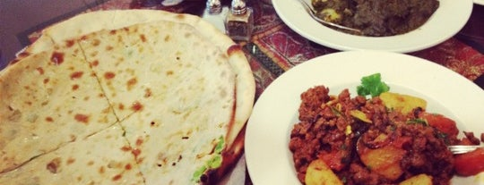Punjab Kabab House is one of SF.