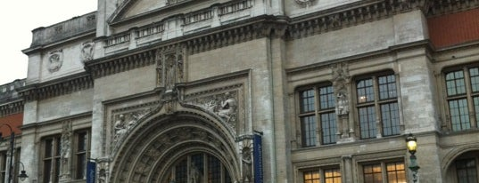 Victoria and Albert Museum (V&A) is one of Around The World: London.