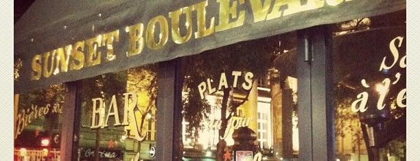 Sunset Boulevard is one of Boire un verre après le boulot.