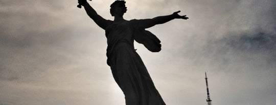The Motherland Calls is one of Russia.