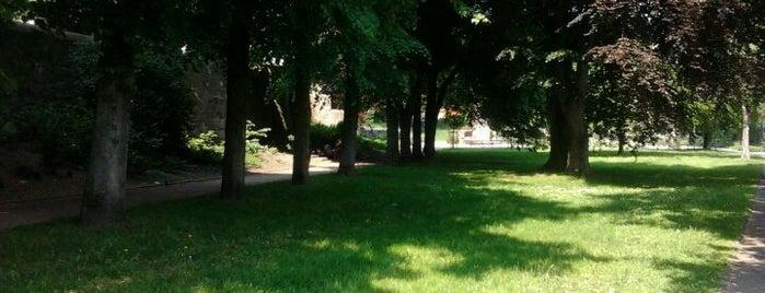 Stadtgarten is one of Unna - must visit.
