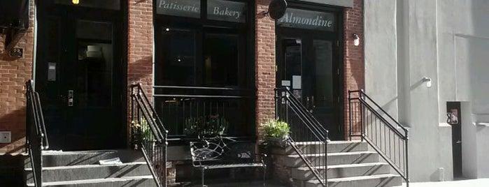 Almondine Bakery is one of บันทึกเดินทาง New York.