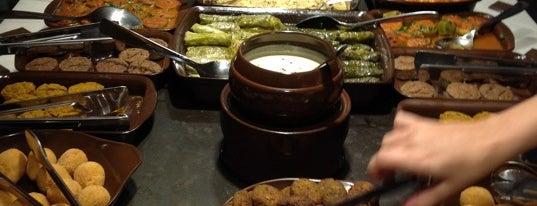 Barakah Cozinha Árabe is one of Locais salvos de Gustavo.