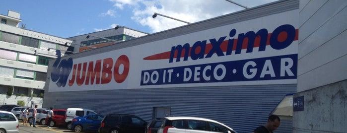 Jumbo Maximo is one of Marrr : понравившиеся места.