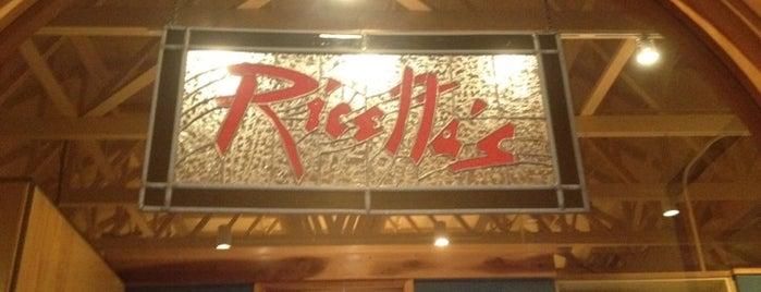 Ricetta's Brick Oven Ristorante is one of Dana'nın Beğendiği Mekanlar.