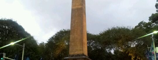 Hyde Park Obelisk is one of Around The World: SW Pacific.