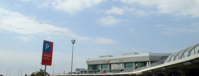 Flughafen Budapest Liszt Ferenc (BUD) is one of Airports visited.