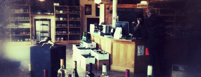 Bangor Wine & Cheese Company is one of Posti che sono piaciuti a Kirk.