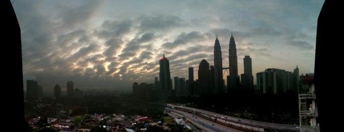 Kampung Baru is one of malaysia/KL.