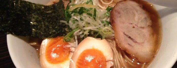 京鰹節 つけ麺 愛宕 is one of closed.