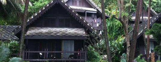 Ao Prao Resort is one of Origin Rest.