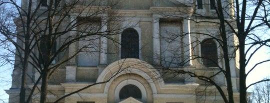 Sv.Alberta Romas katoļu baznīcas draudze is one of Locais salvos de Татьяна.