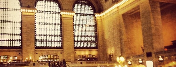 Grand Central Terminal is one of NY To Do.