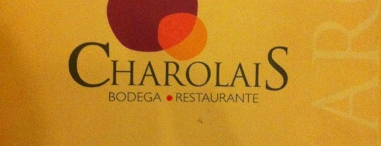 Charolais is one of Marbella.