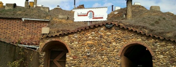 La Cueva del Cura is one of COCINA BONITA.