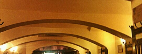 U Rudolfina is one of prazsky bary / bars in prague.