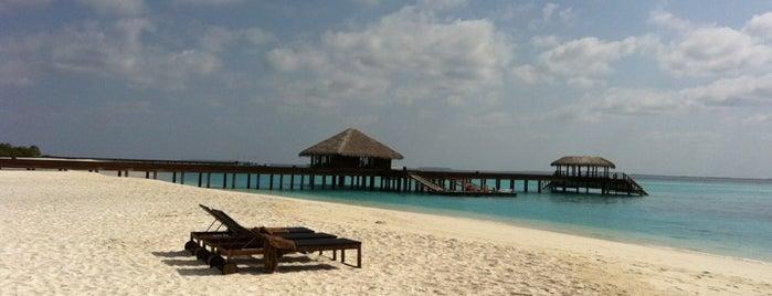 Zitahli Resorts & Spa Kuda Funafaru is one of Maldives - The Sunny Side of Life.