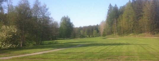 Espoon Golfseura (EGS) is one of ESPOO - FINLAND.