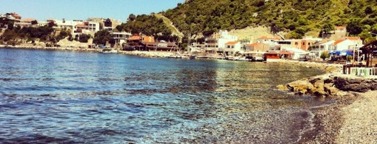 Karaburun İskele is one of Lugares favoritos de Ayse.
