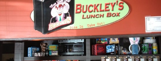 Buckley's Lunch Box is one of Lugares guardados de Gordon.
