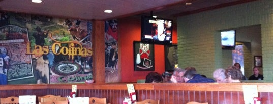 Applebee's is one of Dallas Restaurants List#1.