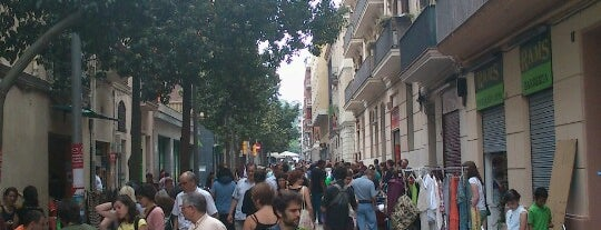 Carrer de Blai is one of Lugares con encanto BCN.