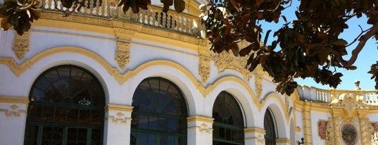 Casino de la Exposición is one of Cosas que ver en Sevilla.