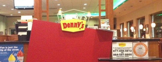 Denny's is one of Dining In The Anaheim/GG Resort.
