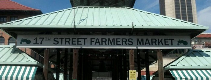 17th Street Farmer's Market is one of RVA.