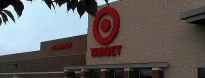 Target is one of Lindsaye : понравившиеся места.
