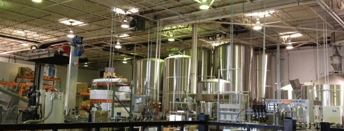 Captain Lawrence Brewing Company is one of Breweries.