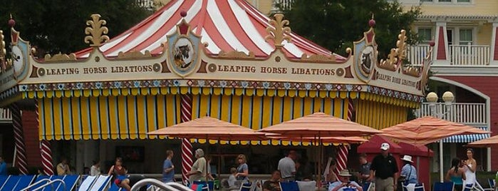 Leaping Horse Libations is one of Guide to: Disney World [Orlando].