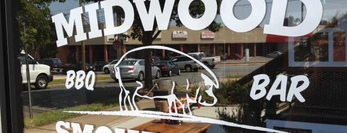 Midwood Smokehouse is one of Charlotte.