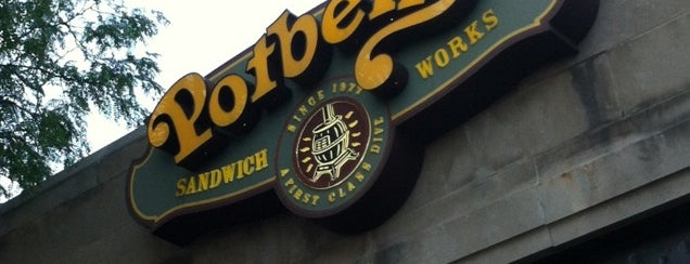 Potbelly Sandwich Shop is one of LaLaLaurenさんのお気に入りスポット.