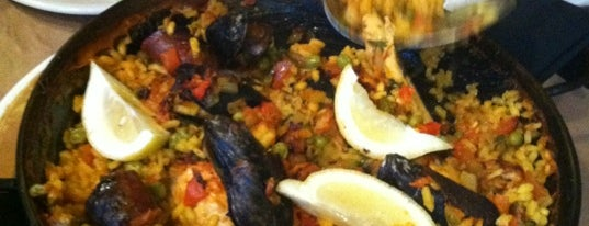 San Chez, A Tapas Bistro is one of Top 10 dining in Grand Rapids!.