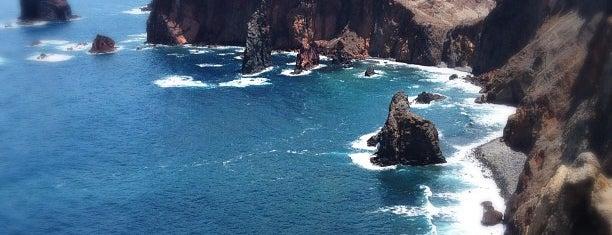 Ponta de São Lourenço is one of Madeira.