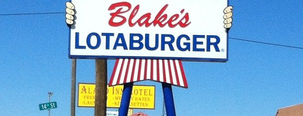 Blake's Lotaburger is one of New Mexico 🏜.
