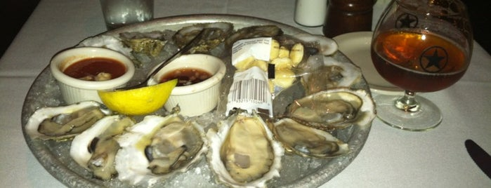 Old Ebbitt Grill is one of District of Oysters.